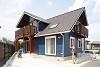 愛知県個性派木造住宅(新月木の家)