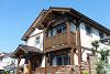 愛知県ダブルフレーム個性派住宅