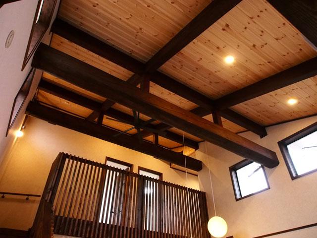 岐阜県北欧スタイルの家
