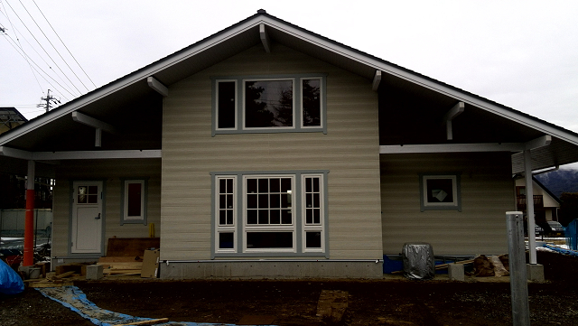長野県木造個性派住宅