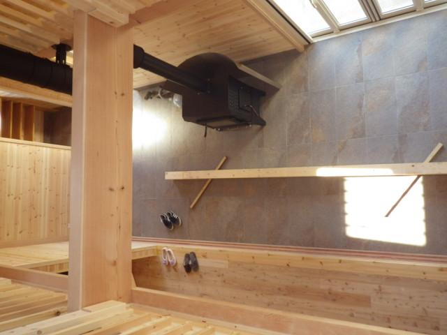 岐阜県木造個性派住宅