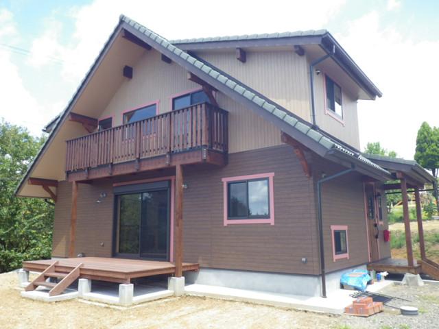 岐阜県個性派住宅