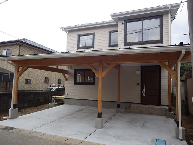 愛知県個性派住宅