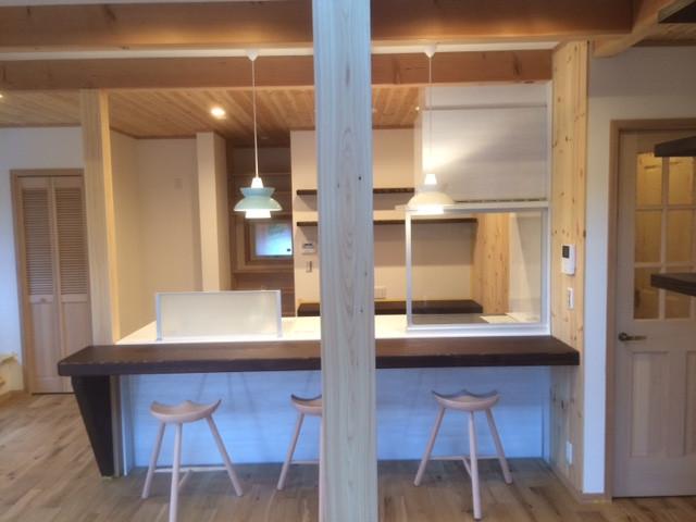 三重県北欧スタイルの家